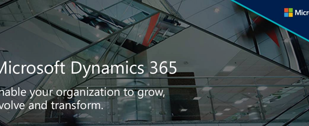 Dynamics 365 has launched
