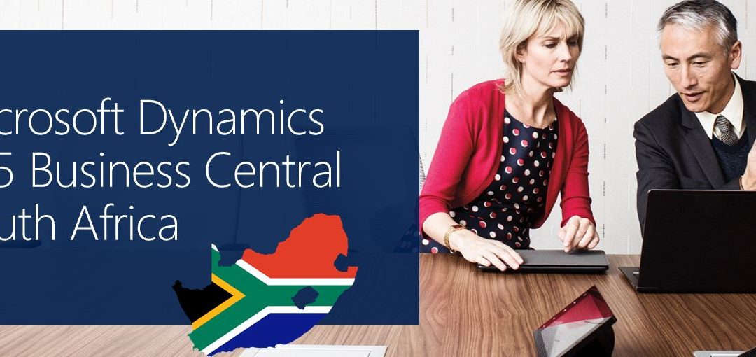 Microsoft Dynamics 365 Business Central South Africa