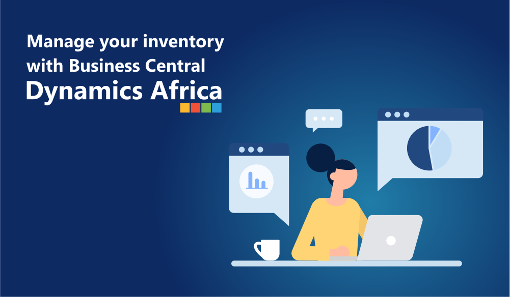 Dynamics 365 Business Central – How To Manage Inventory