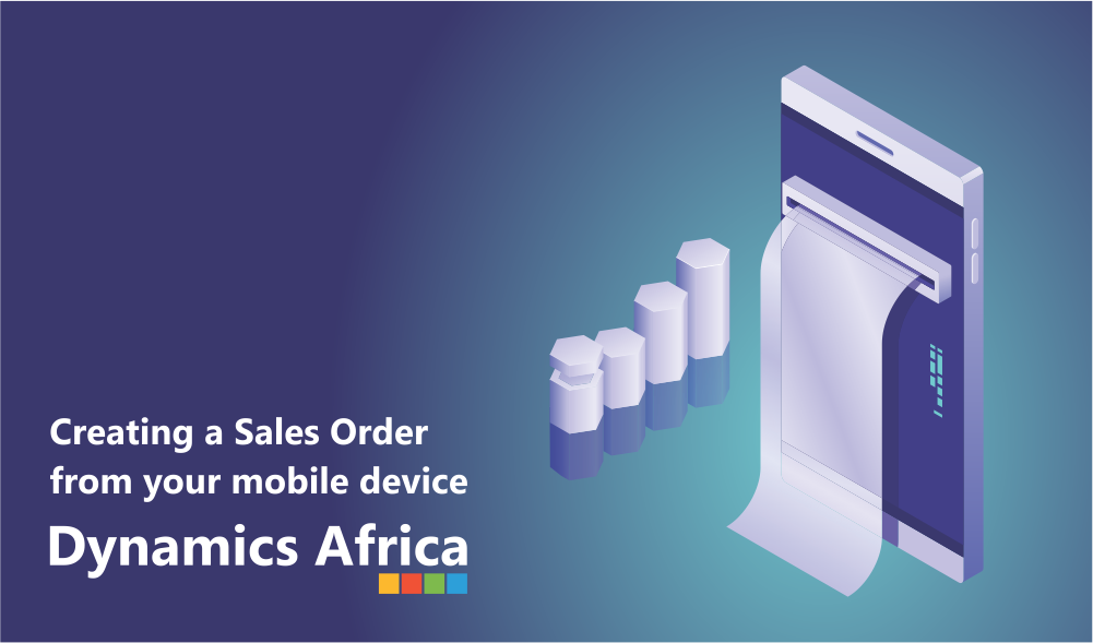 Dynamics 365 Business Central – Sales Order From Mobile
